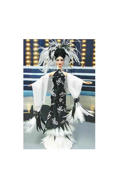 Miss Mongolia 01/02