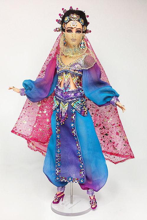 Arabian Nights Barbie (and Ken)