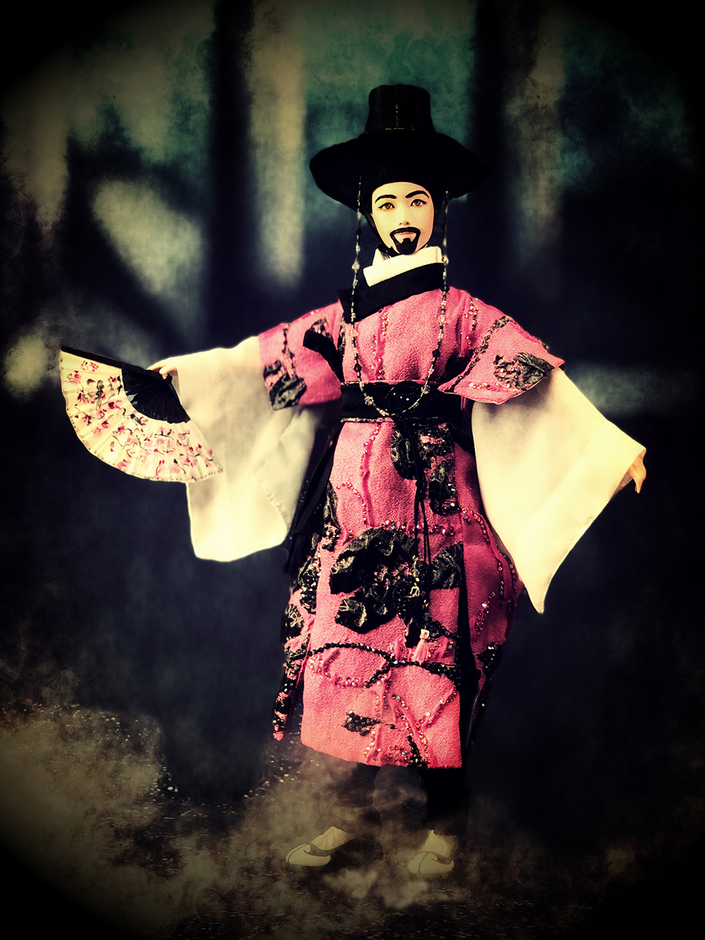 Korean Hanbok Ken
