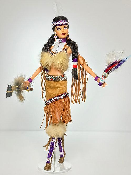 Native American Duo Barbie