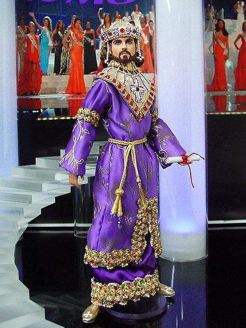 Byzantine Priest Ken