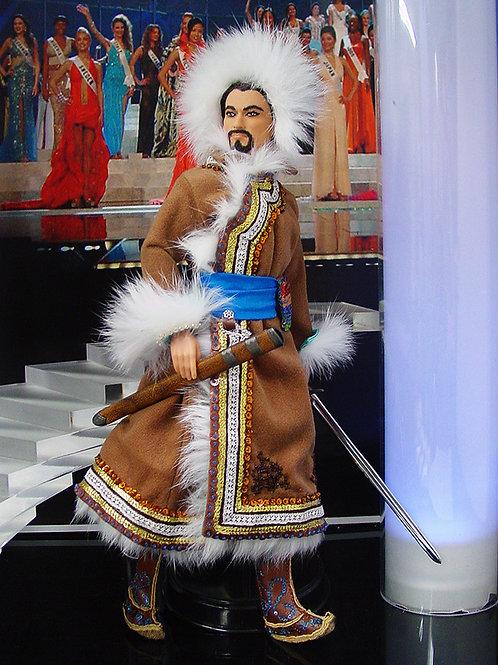 Mongolia Ken