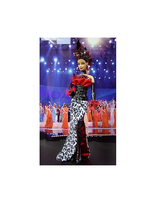 Miss Rwanda 2007/08