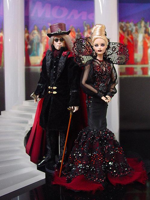 Gothic Vampire Duo