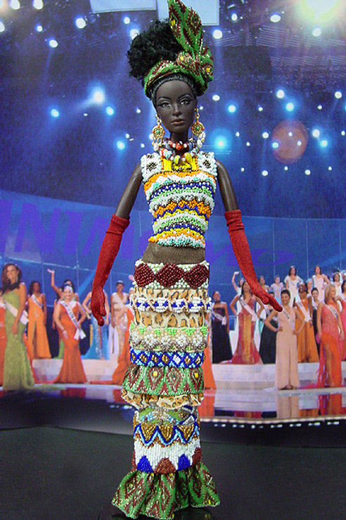 Miss Lesotho 2006