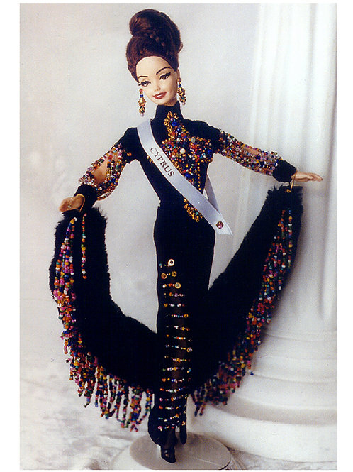 Miss Cyprus 1997