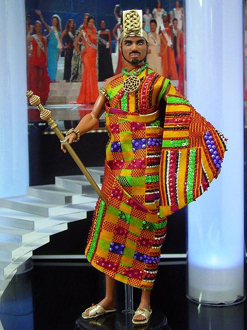 Ghana Traditional Ken