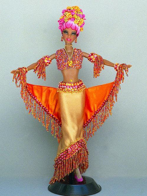 Miss Comoros 2000