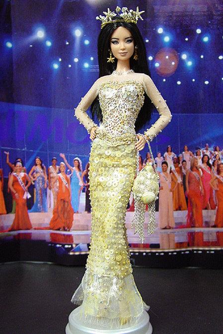 Miss Tahiti 2007/08