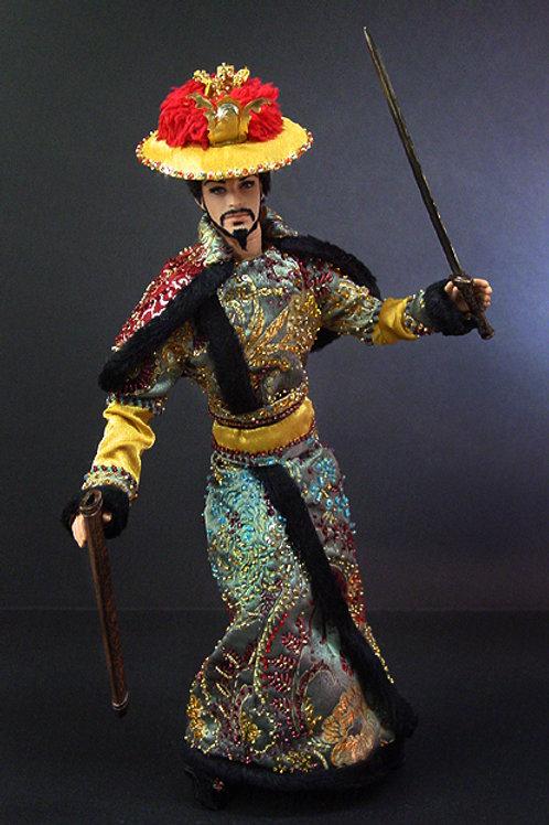China Emperor Ken
