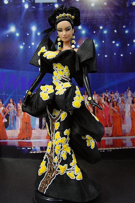Miss Bhutan 2009