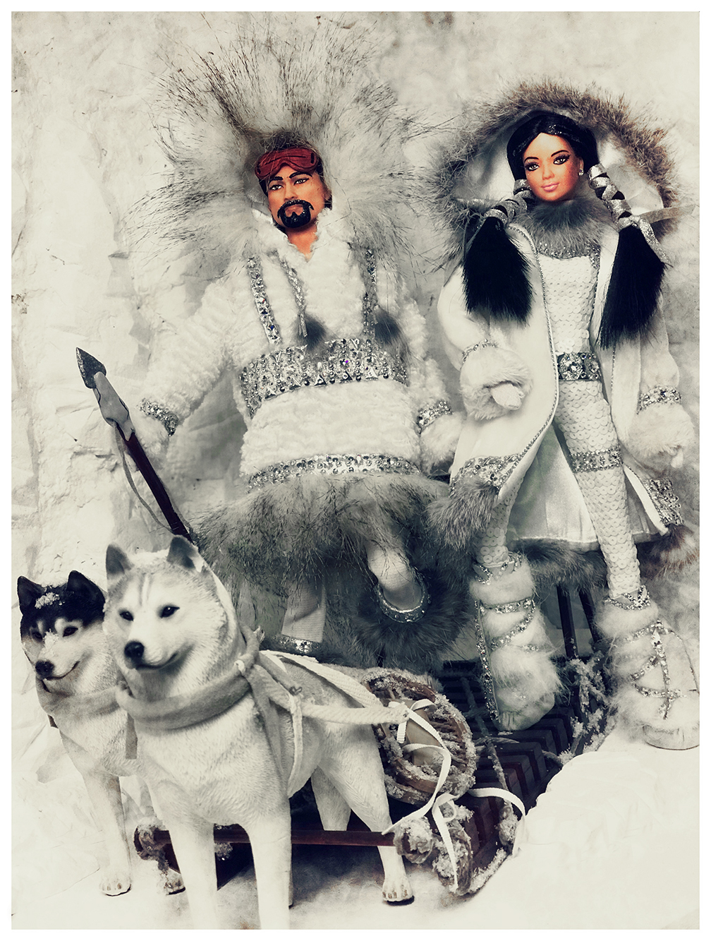 Couture Inuit Duo