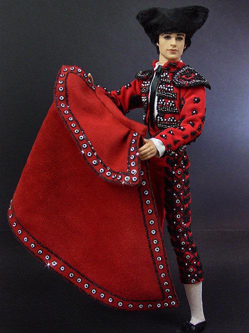 Spain Matador Ken