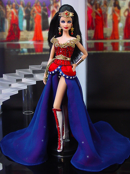 Couture Wonder Woman