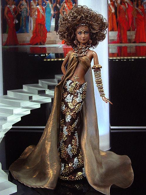 Miss Chad 2011