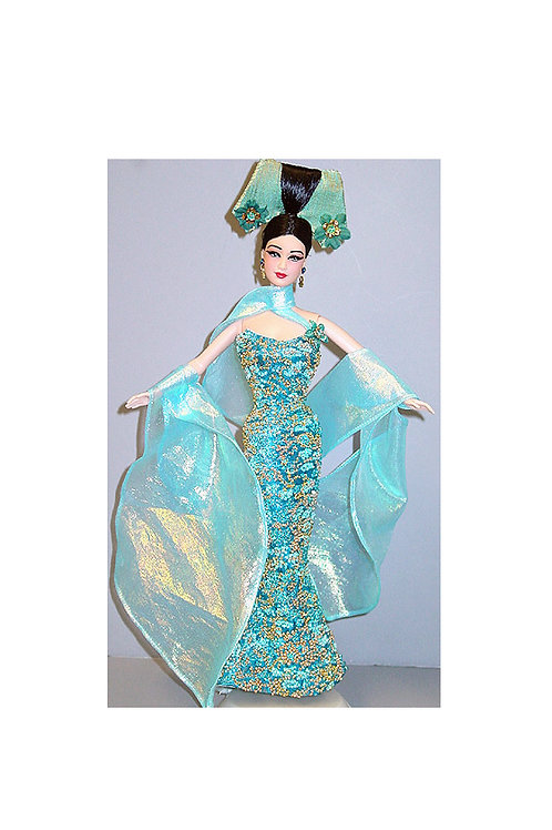 Miss China 01/02