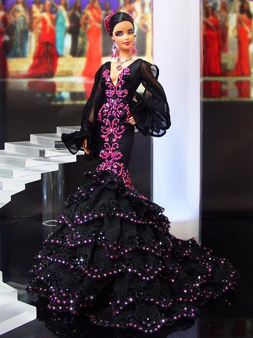 Miss Madrid - Madrid Fashion Doll Show