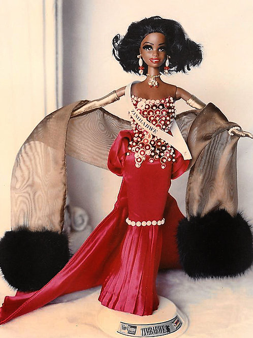 Miss Swaziland 1996