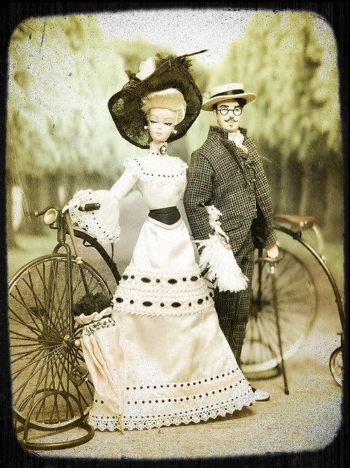 Edwardian Duo Barbie