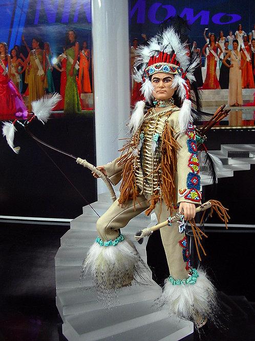 Native American Ken