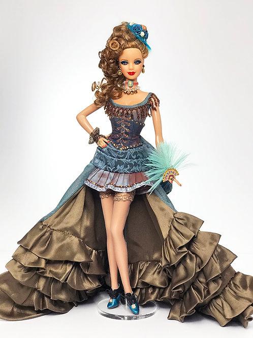 Wild West Saloon Duo Barbie