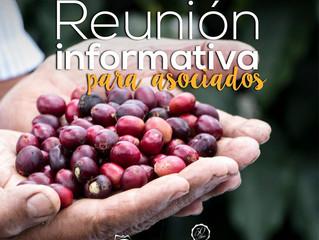 Reunión Informativa Asociados