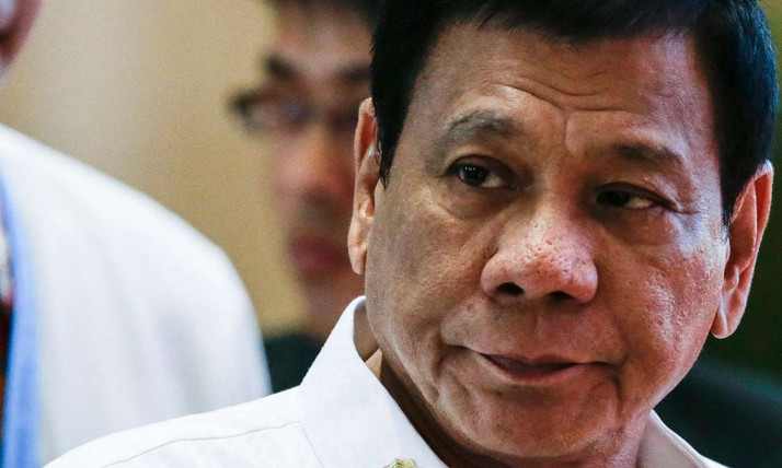 DUTERTE TELLS OBAMA 'SON OF A W****' REMARK WAS NOT MEANT TO BE PERSONAL.