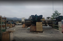 Bedrock Building Supplies products outdoors