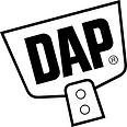 DAP logo over shovel symbol