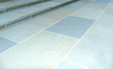 Pennsylvania Flagstone Blue Treads flagstone