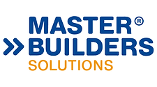 Master Builders Solutions logo with double greater than character