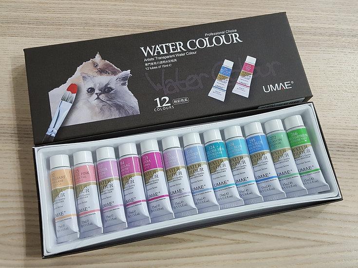 Umae Watercolour