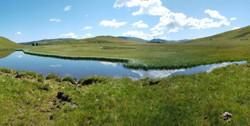 Landschaft Nockberge 2