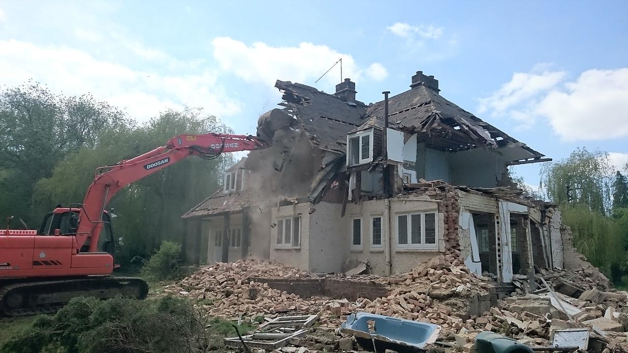 Project 1 - House demolition image 5