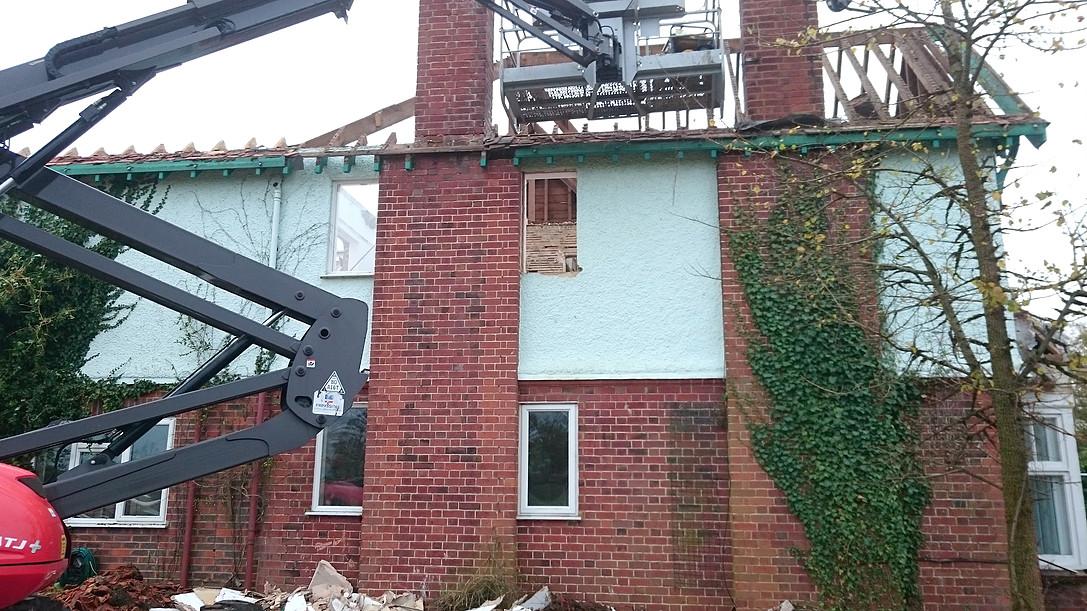 Project 3 - House Demolition image 3