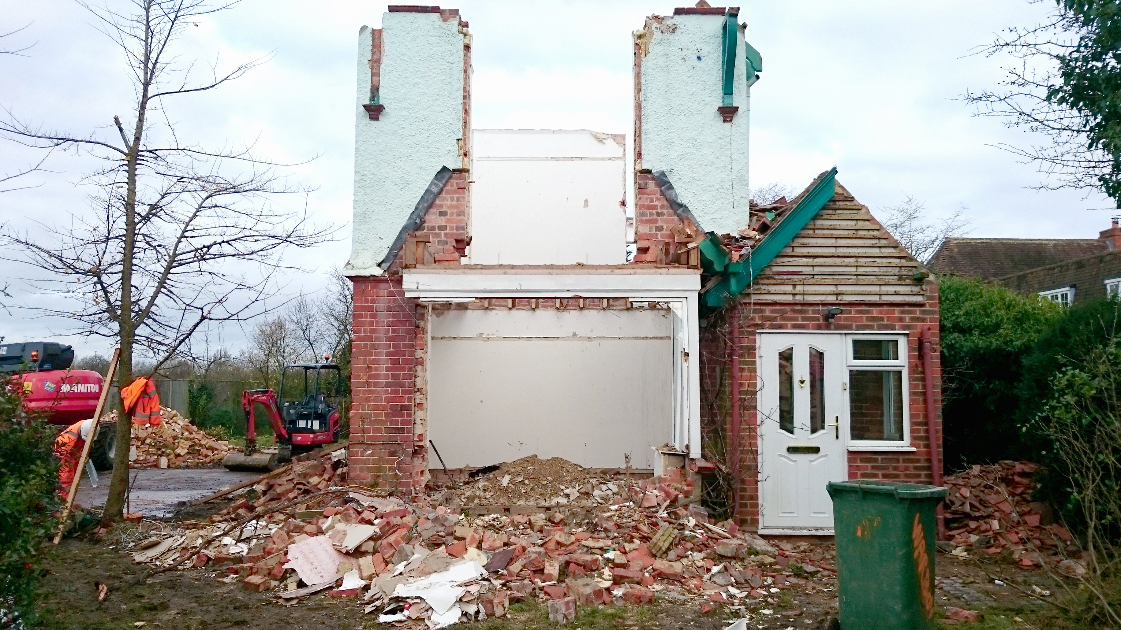 Project 3 - House Demolition image 2