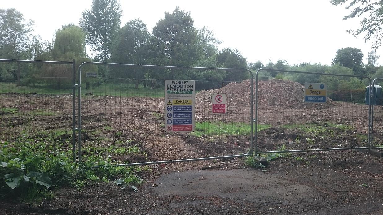 Project 1 - House demolition image 9