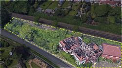 Nursing Home Aerial