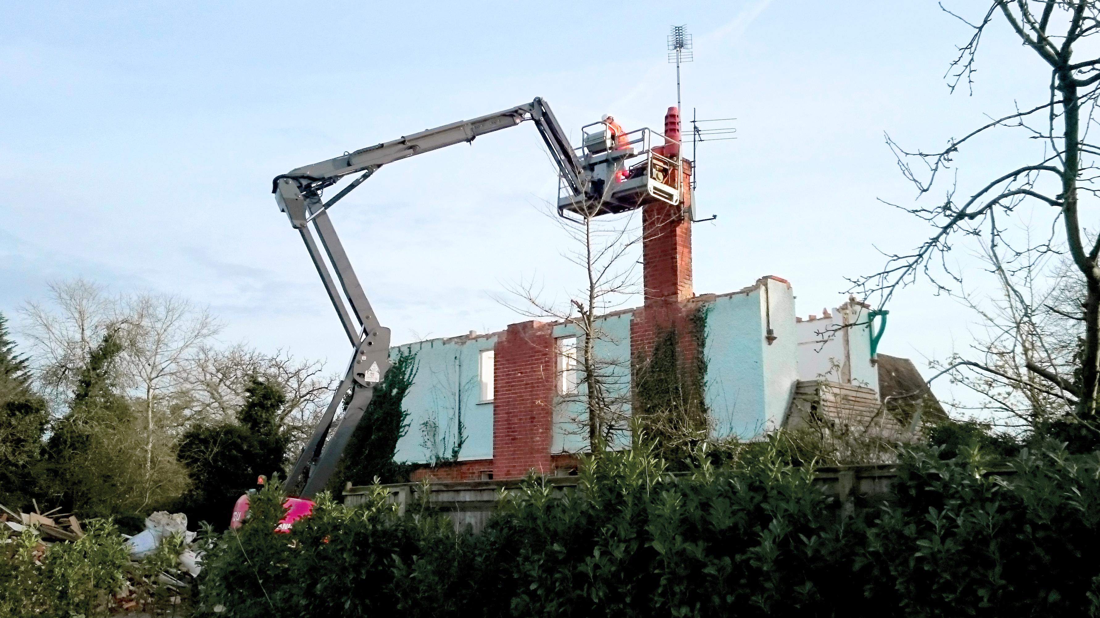 Project 3 - House Demolition image 8