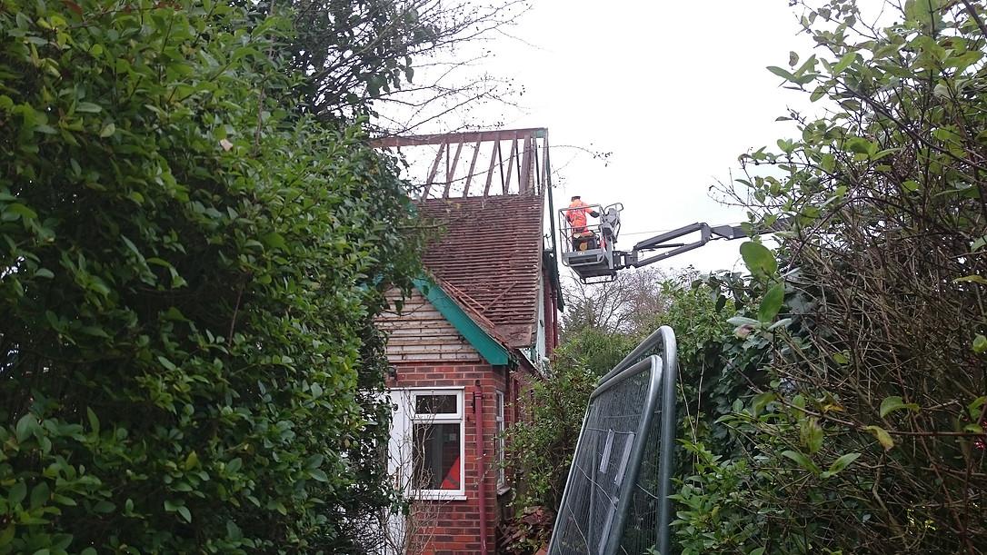 Project 3 - House Demolition image 4