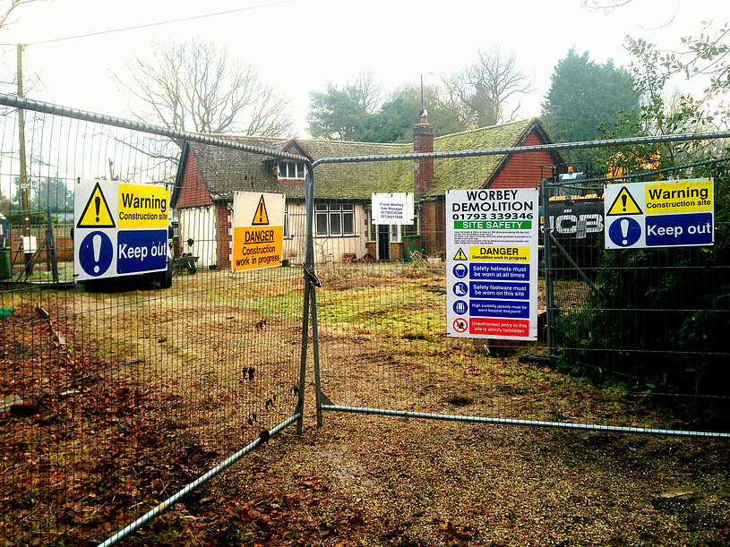 Project 4 - House Demolition image 2