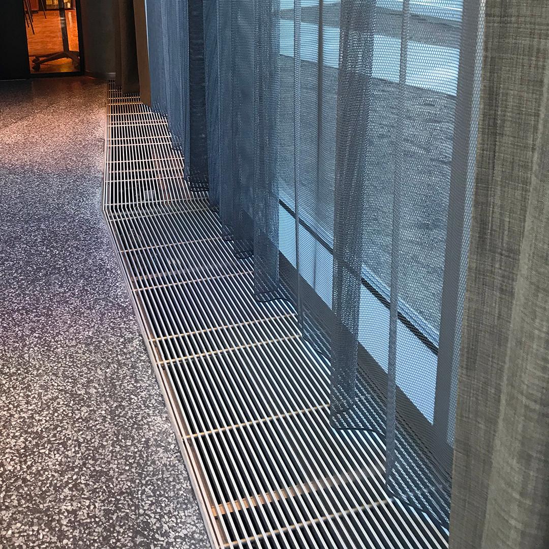 Aluminiumgaller för golv från Kungsprofiler
