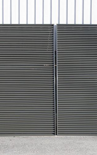 Aluminiumsrister for fasade FG fra Kungsprofiler