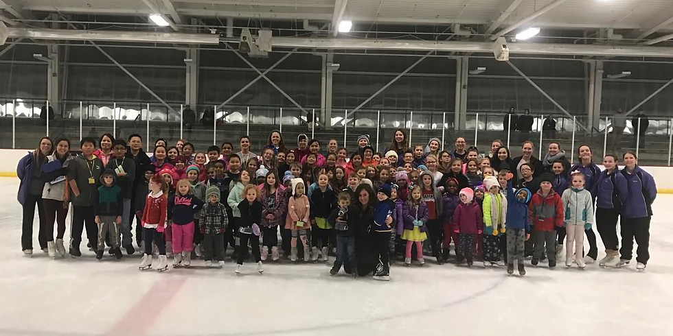 Learn to Skate 8 Week Session canceled