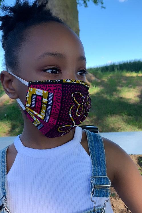 Masque pour enfant de 3 à 14 ans