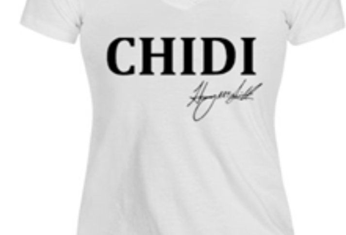 CHIDI Signature Vneck