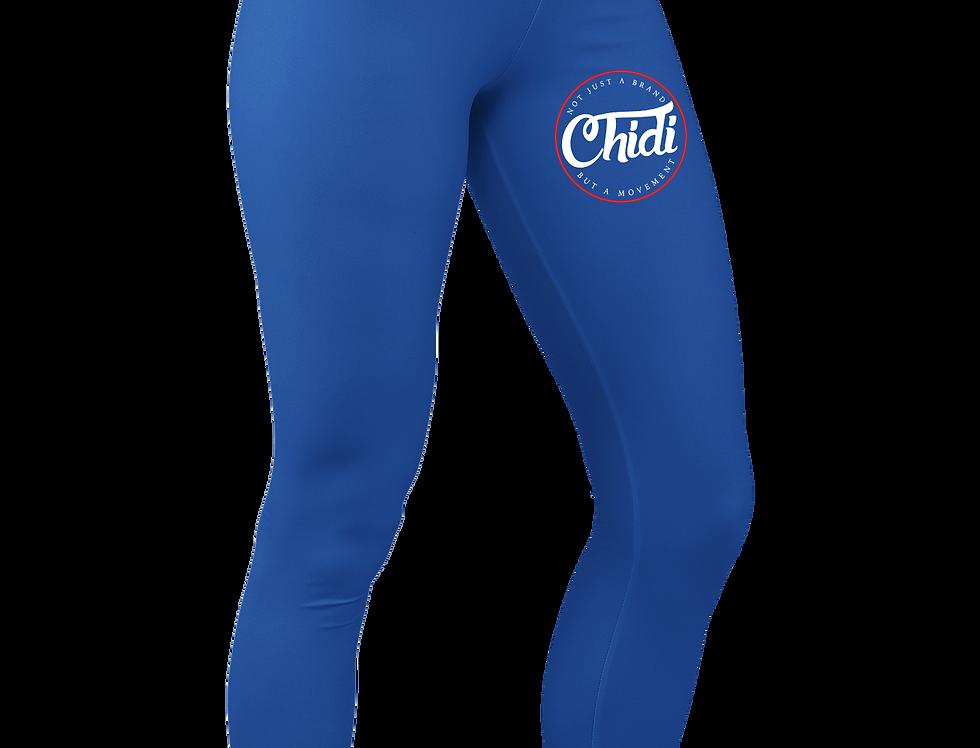 CB Active Leggings | Blue