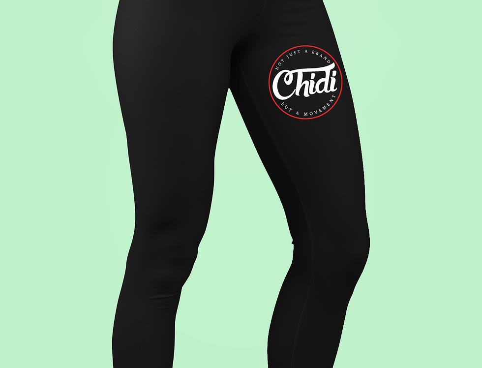 CB Active Leggings | Blk