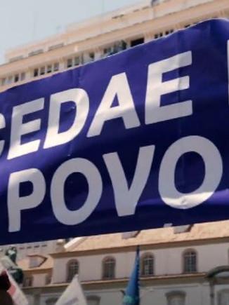 Governador do Rio entrega Cedae antes do prazo