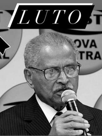 NOTA DE PESAR – Faleceu o presidente da CNTI e da NCST, José Calixto Ramos.